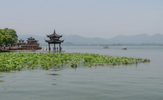 The West Lake, Hangzhou