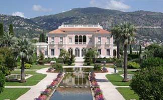 The Ephrussi-de-Rothschild Foundation - km 46