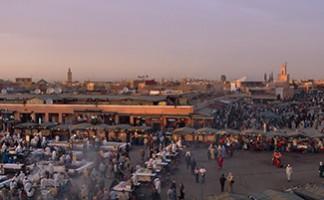 Jemâa el-Fna square