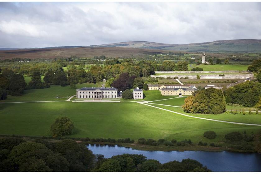 Ballyfin Demesne - Irlande - Relais et Chateaux - Meilleur Hôtel au monde