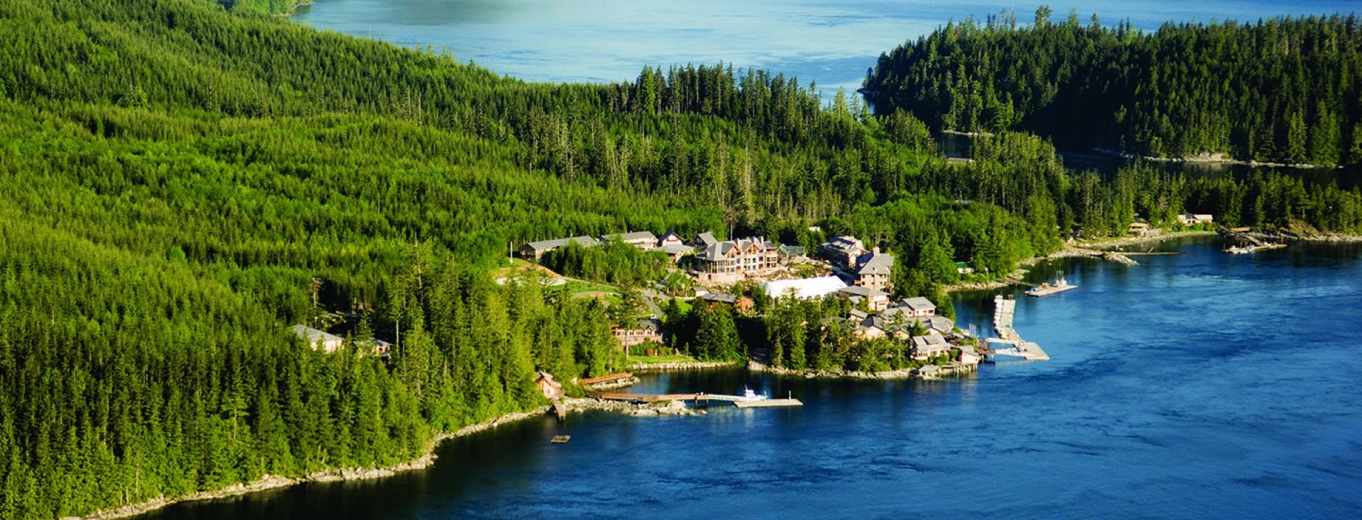 Sonora Resort Sonora Island Bc Canada