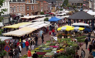Aubel Sunday Market
