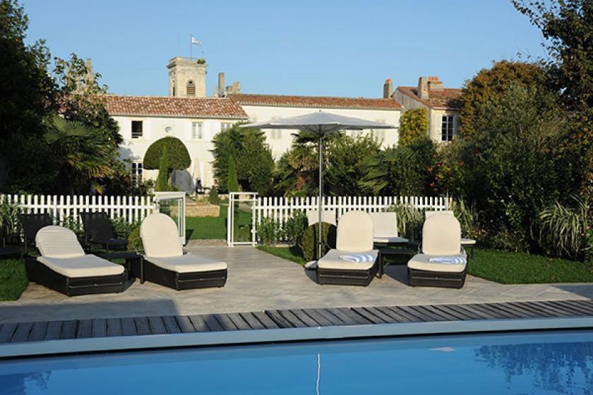 L'Hôtel de Toiras & Villa Clarisse