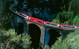 Voyage on the Glacier Express