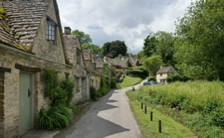 The pastoral world of the Cotswolds