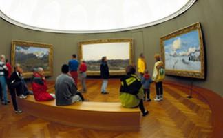 Segantini Museum, Saint-Moritz