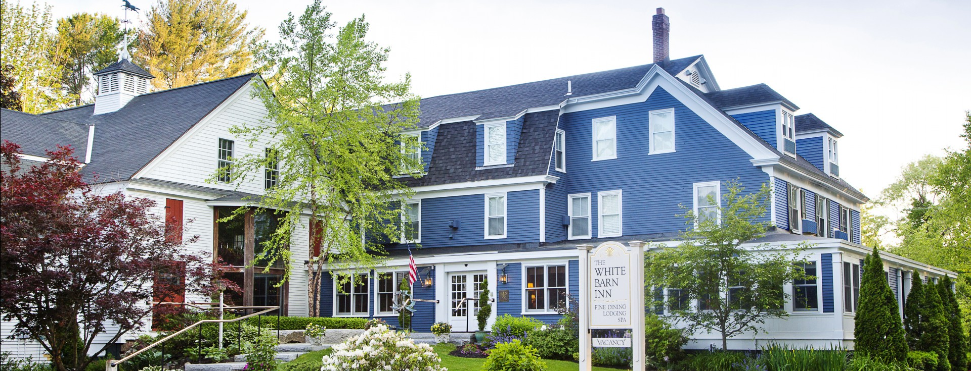 The White Barn Inn and Spa