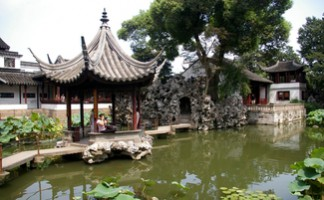 Suzhou's magical gardens