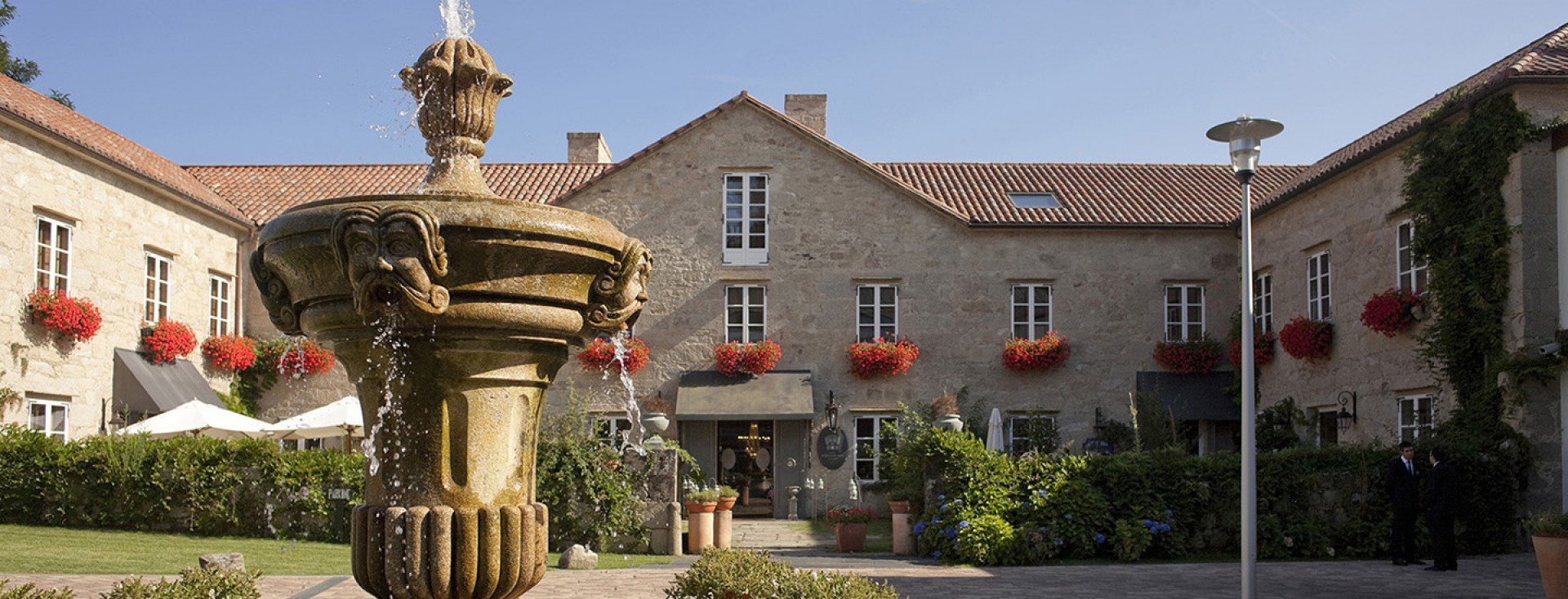 Luxury spa getaways & spa breaks with Relais & Châteaux