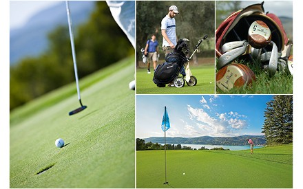 Weekend all'insegna del golf con Relais & Châteaux: swing sul green!
