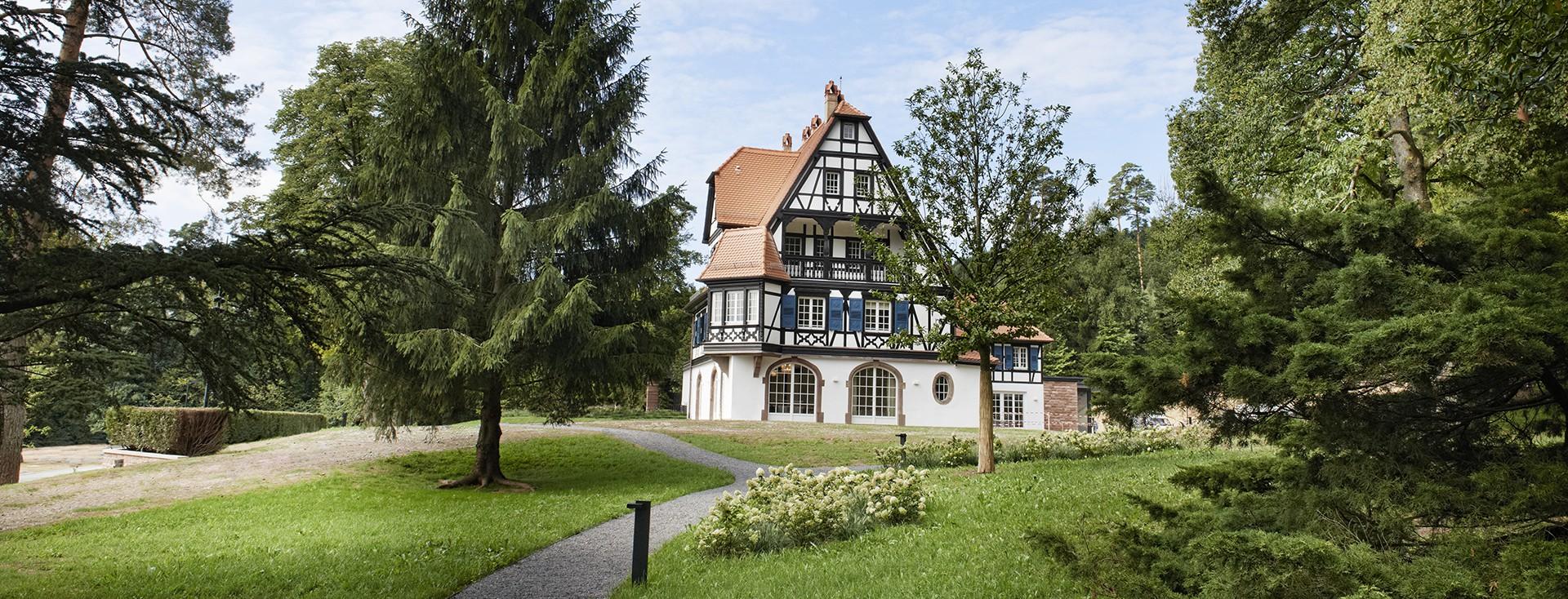 Villa ren lalique h tel de luxe dans le village de for Hotels wingen sur moder