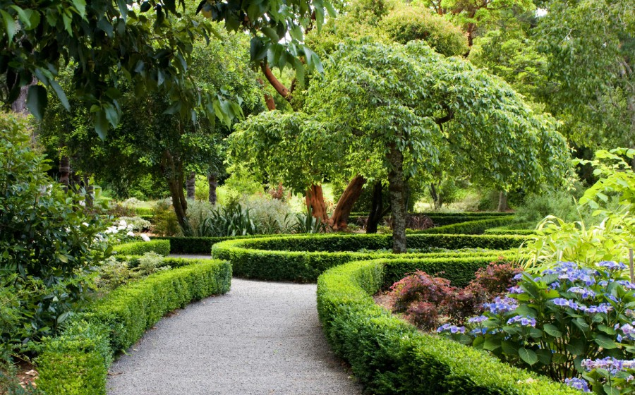 Remarkable gardens