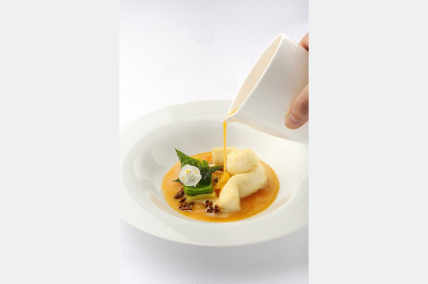 Restaurant Sant Pau, 2 stars gourmet restaurant in Tokyo – Relais & Châteaux