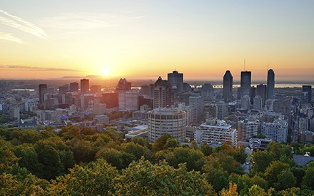 Kanada Osten