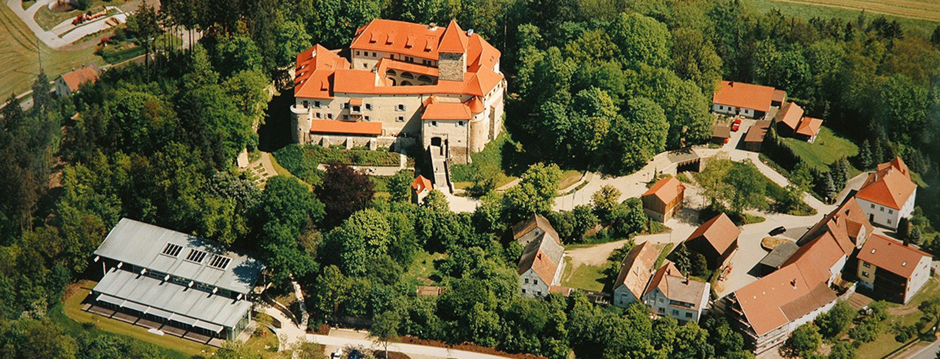 Hotel Burg Wernberg