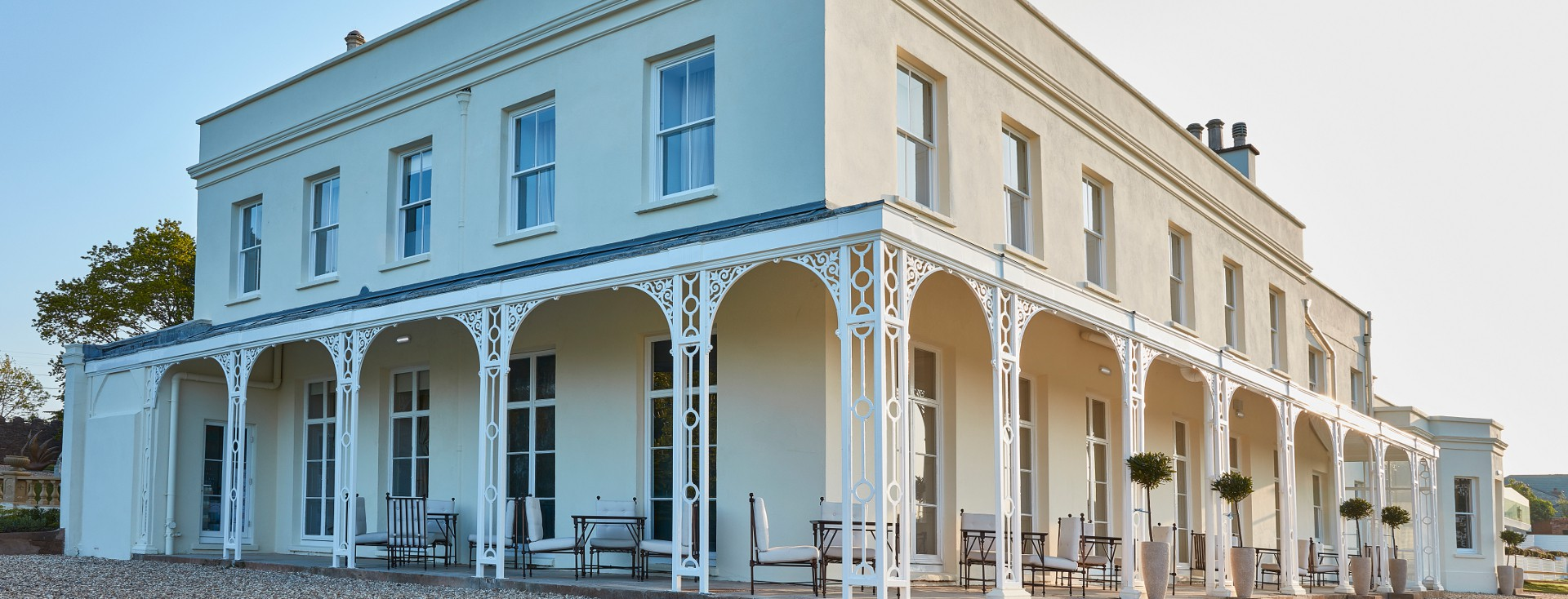 Lympstone Manor Hotel