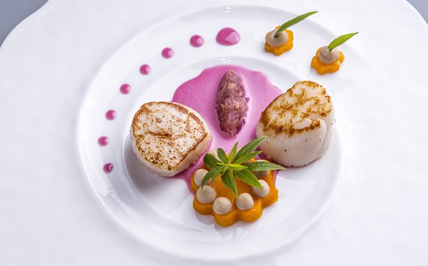Georges Blanc Restaurant Gastronomique 3 Etoiles Michelin A Vonnas