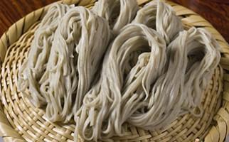 Soba noodles, Matsumoto
