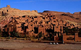 Film studios in Ouarzazate
