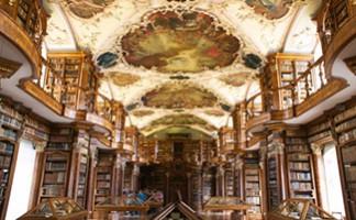 Stiftsbibliotek, Saint-Gall