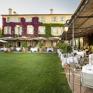 La bastide saint antoine boutique hotel in grasse for Dunant cars review