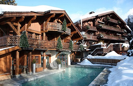 Relais & Châteaux ski package: comfort, gastronomy and well-being up in the mountains!