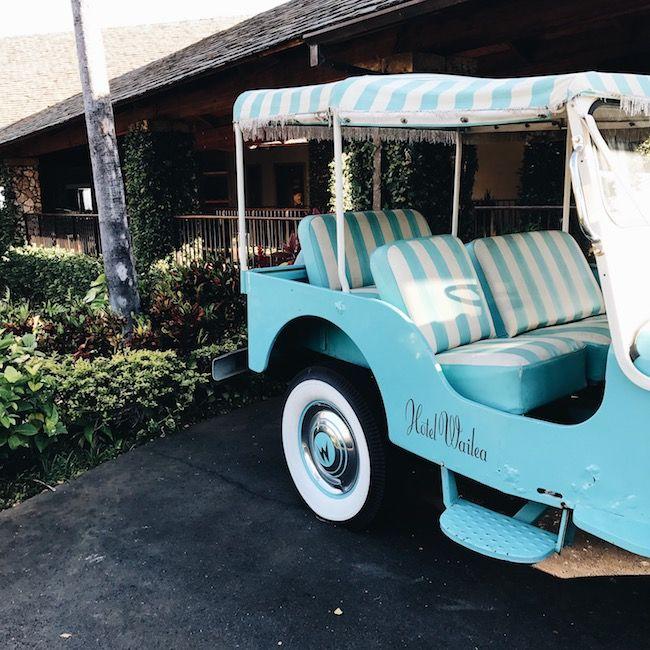 Piscine de l'hôtel Wailea à Hawaii