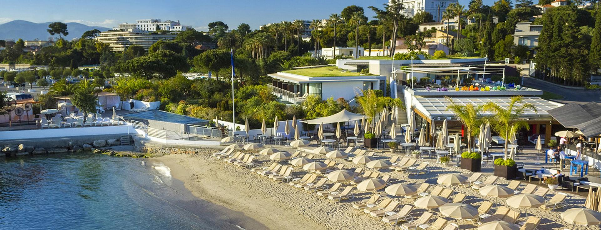 Cap D U2019antibes Beach Hotel  H U00f4tel De Luxe Sur La C U00f4te D