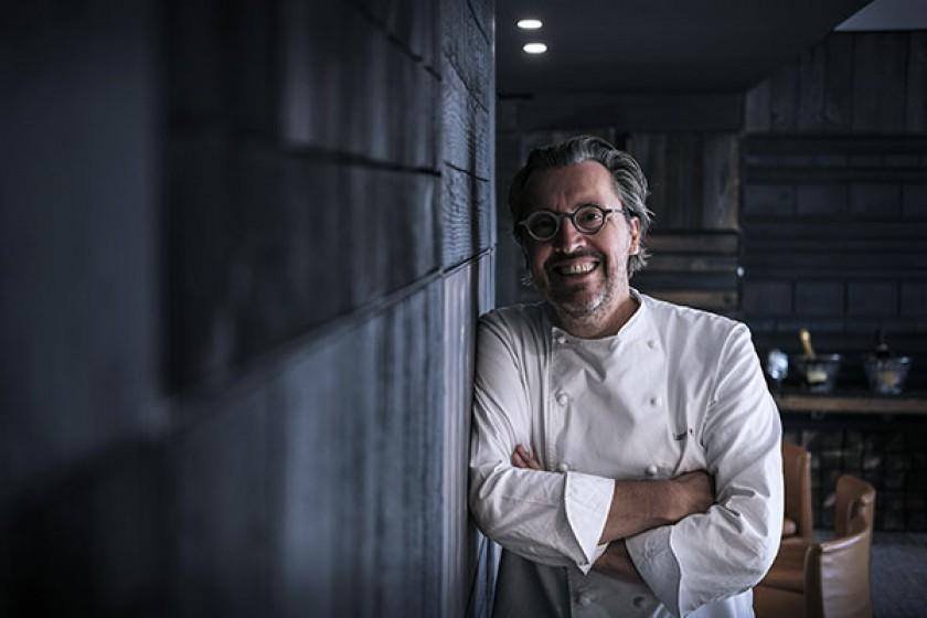 Laurent Petit, Hôtel Restaurant Le Clos des Sens