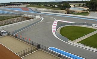 Paul-Ricard track, Le Castellet
