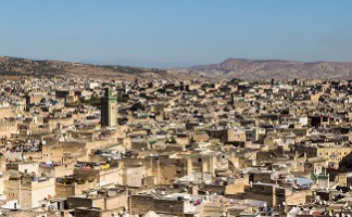 Lose yourself in the streets of the medina, Fes