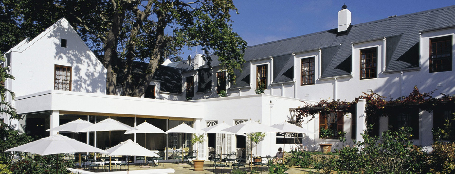 The Cellars-Hohenort Hotel