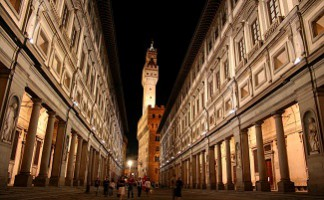 Admire Renaissance masterpieces in the Uffizi Gallery