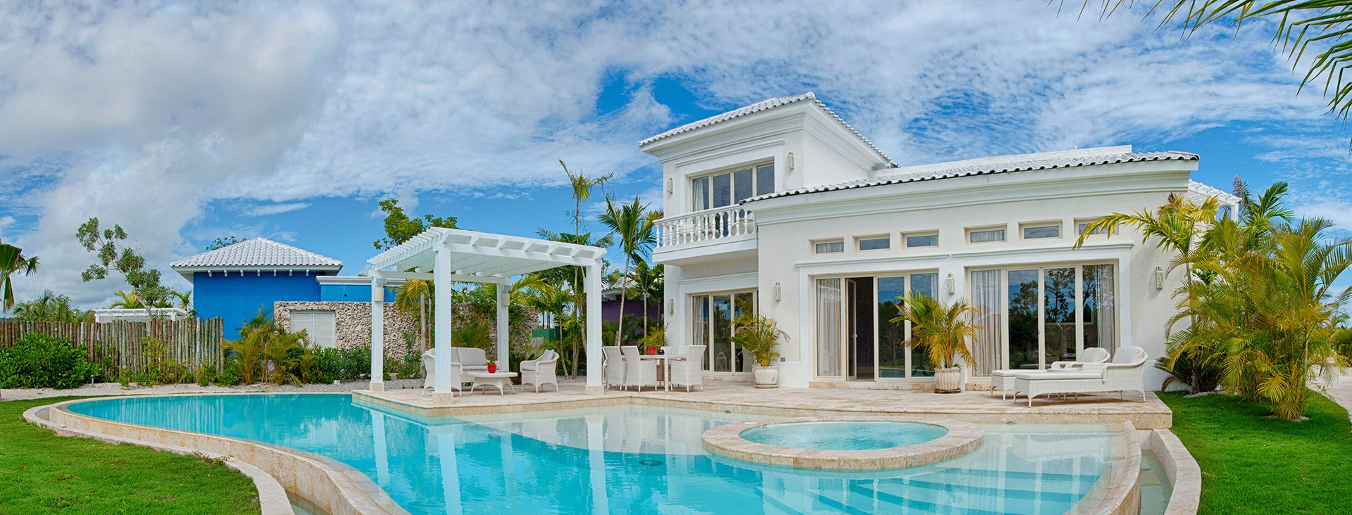 Three Bedroom Royale Villa