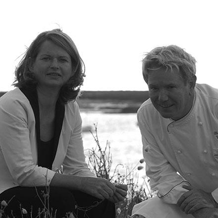Philippe and Michèle Vételé