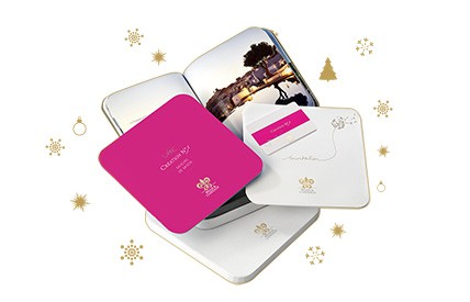 Looking for ideas for Christmas gifts? Why not give a Relais & Châteaux gift box or gift certificates?