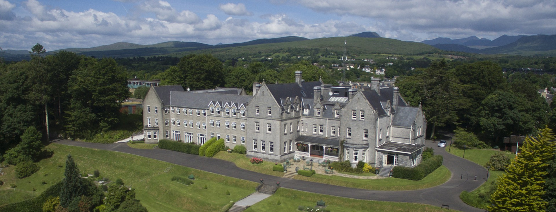 Park hotel kenmare boutique hotel in kenmare ireland - Kenmare hotels with swimming pools ...