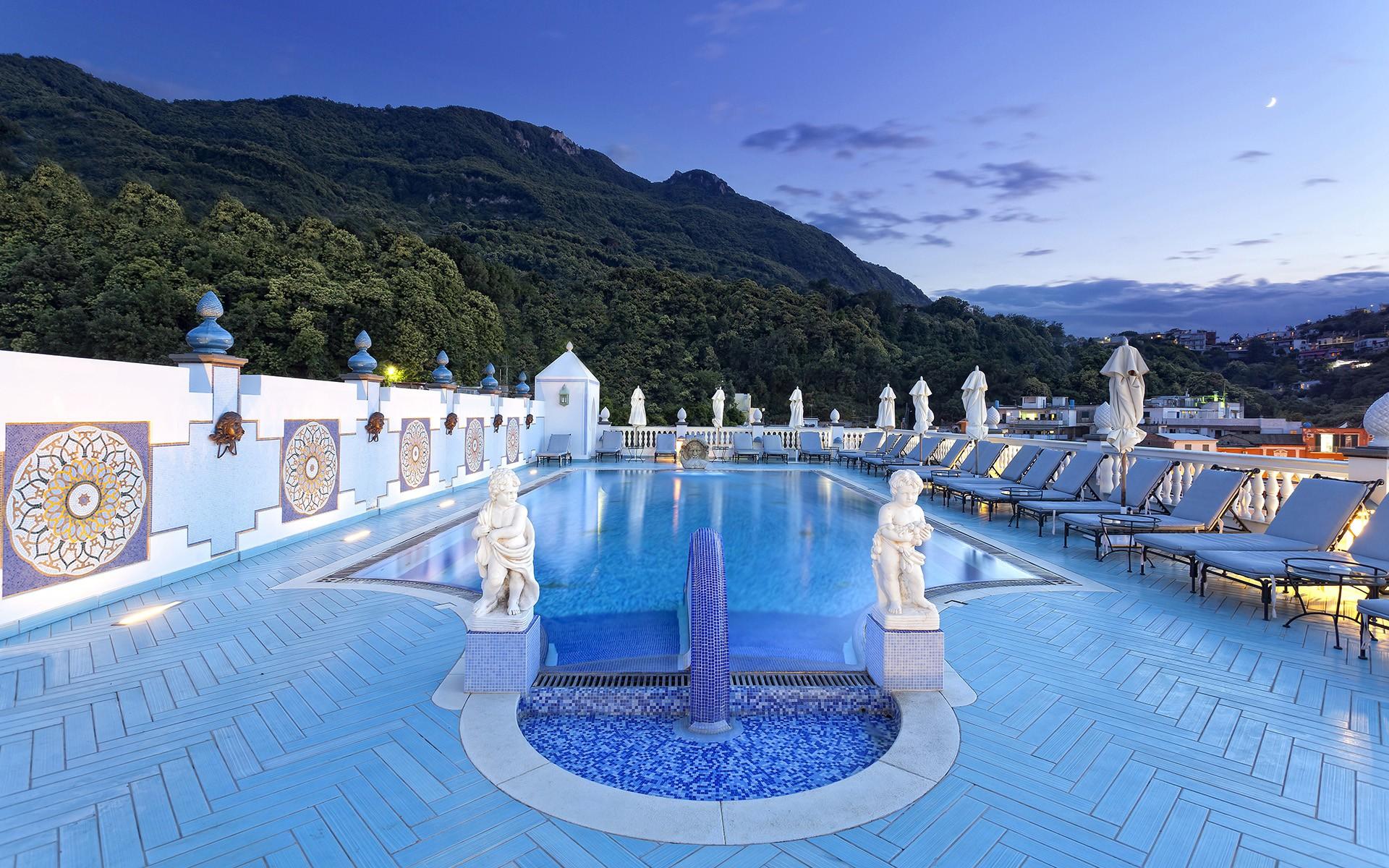 Bagno Giapponese Terme Ischia : Piscine poseidon ischia foto di giardini poseidon terme forio