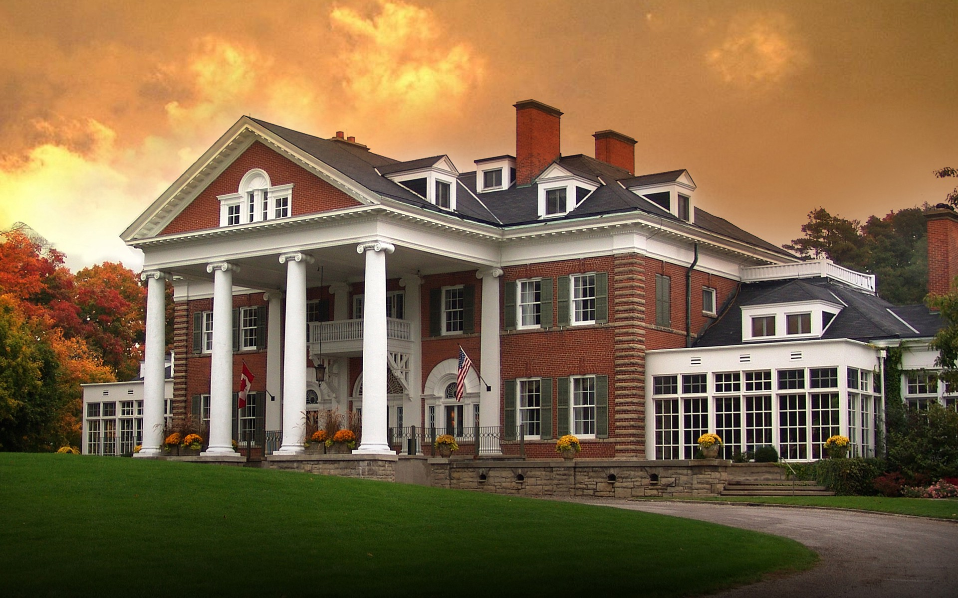 Langdon Hall Country House Hotel And Spa Boutique Gourmet Restaurant In The Cambridge Relais Châteaux