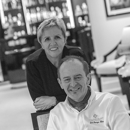 Nicole and Jean-Georges Klein