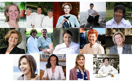 InternatiInternational Women's Day: the women of Relais & Châteaux