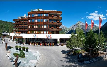 hôtel de luxe jura suisse