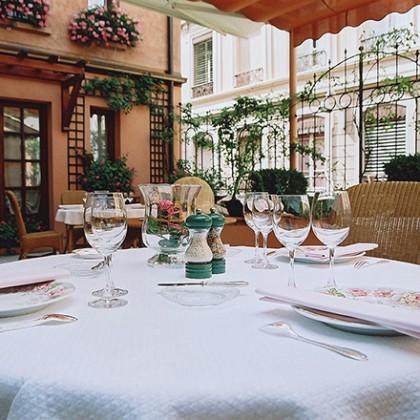 Restaurant Pierre Orsi