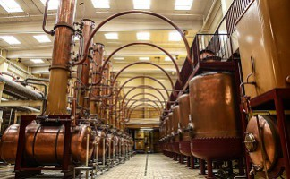 Don't miss the Cointreau distillery