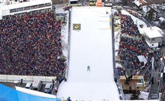 Ski jump, Bergisel