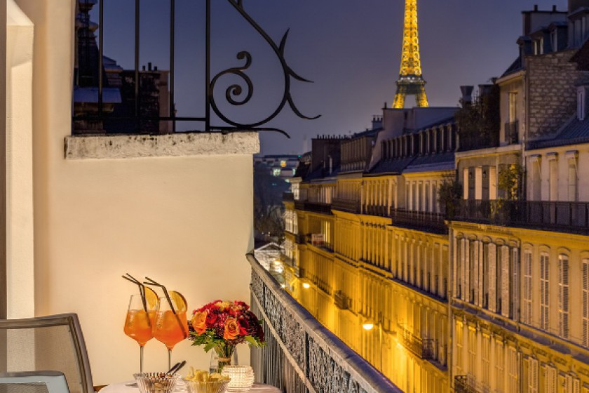 Hotel Splendide Royal Paris
