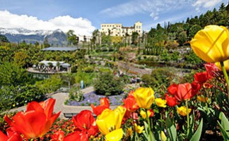 The Gardens of Trauttmansdorff Castle, Merano
