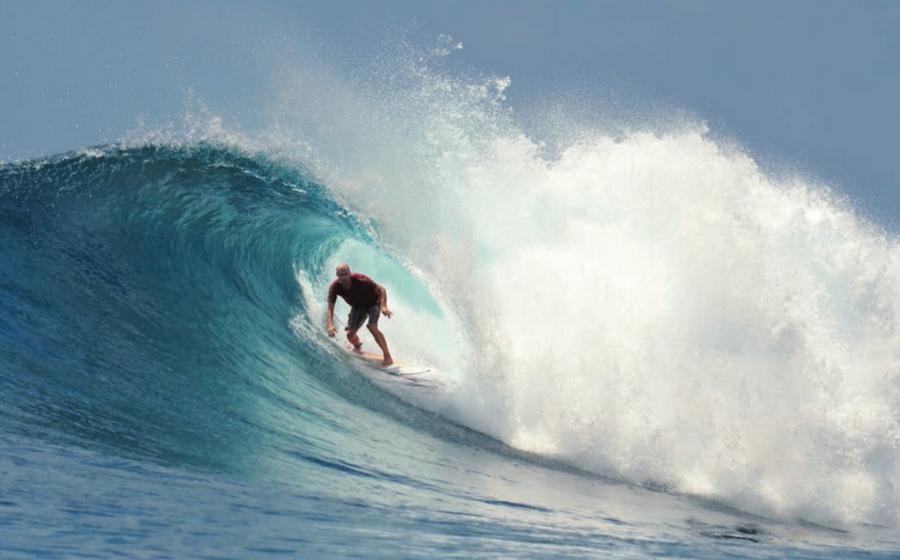 Surf et kitesurf