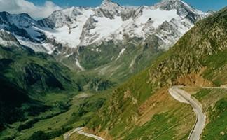 The Timmelsjoch Pass