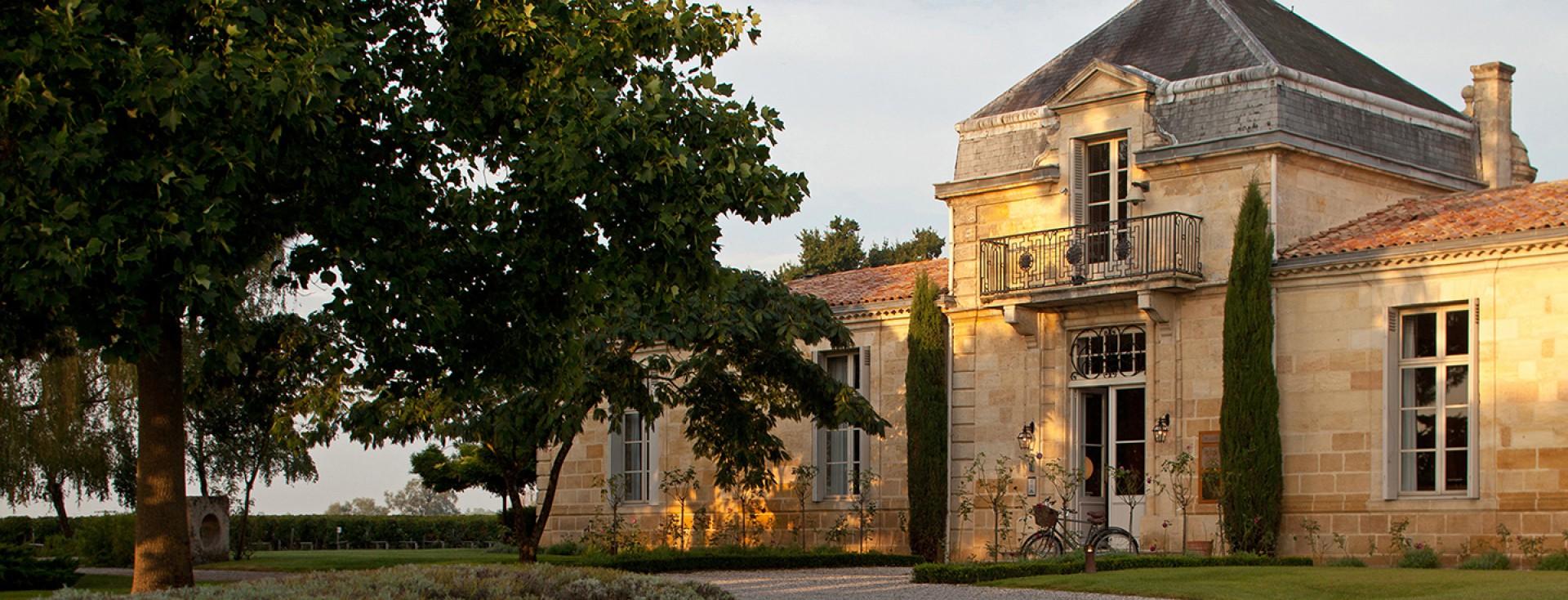 Chateau Hotel Restaurant Gironde